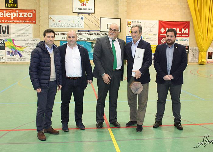 Quesos El Hidalgo continuará como patrocinador principal del Manzanares