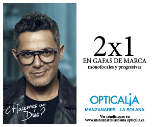 Opticalia Manzanares 2x1