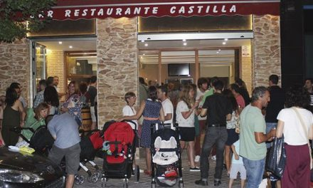 Bar-Restaurante Castilla, Ciudad Real