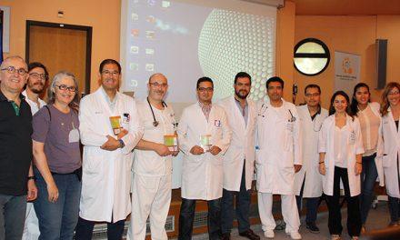 Los residentes del Hospital Mancha Centro reciben un 'Manual de Supervivencia' sobre ventilación mecánica no invasiva