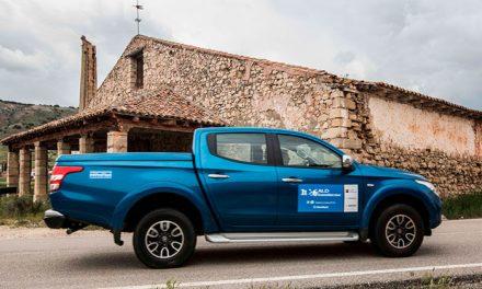 Fiat Fullback, el más eficiente de su categoría en el ALD Ecomotion Tour 2018