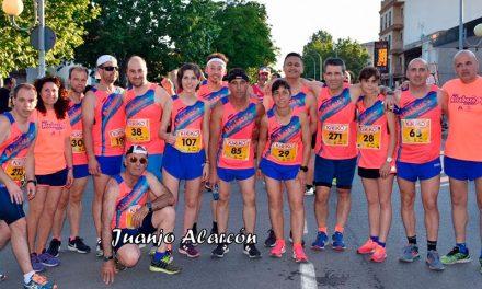 Más de seiscientos participantes en la 10K de Pedro Muñoz un evento deportivo que ha venido para quedarse