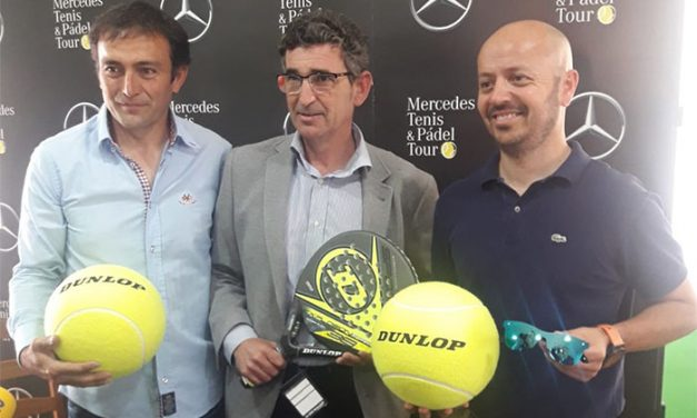 Autotrak Mercedes-Benz presenta su XVI Torneo de Pádel con casi 200 participantes