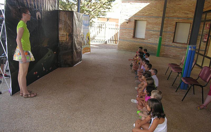Talleres de Verano en el Centro de Juventud