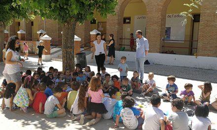 La Escuela de Verano amplía su horario para facilitar la conciliación familiar