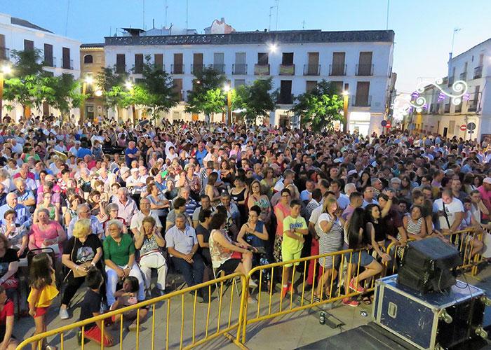 Manzanares ha atraído a miles de visitantes durante la primera quincena de julio