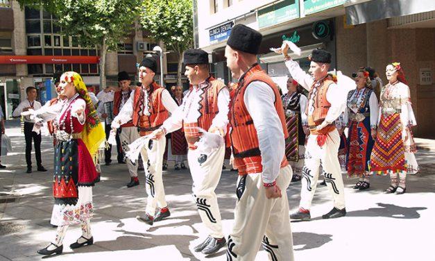 Arranca el XXXVI Festival Internacional de Folklore de Ciudad Real, con tarantelas y danzas búlgaras