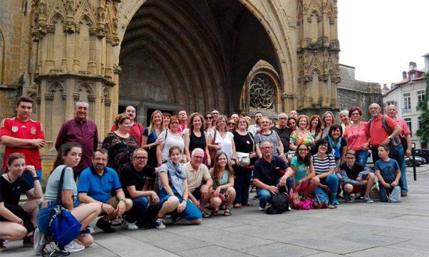 Valdepeñas realiza una nueva visita de hermanamiento con la ciudad de Cognac