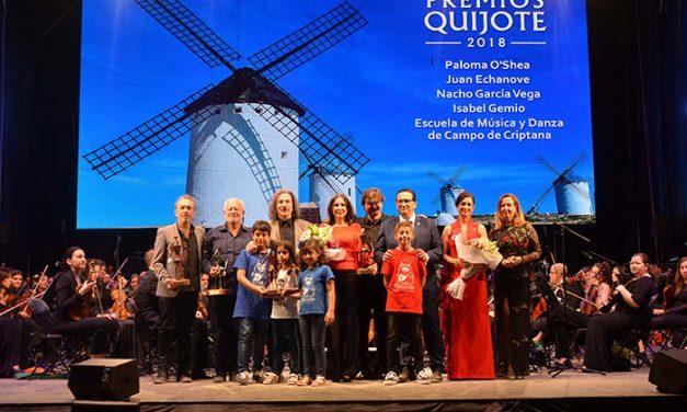 Fantasías y Solidaridad marcan el ritmo de la XIII Gala Quijote de la Música ante más de tres mil personas