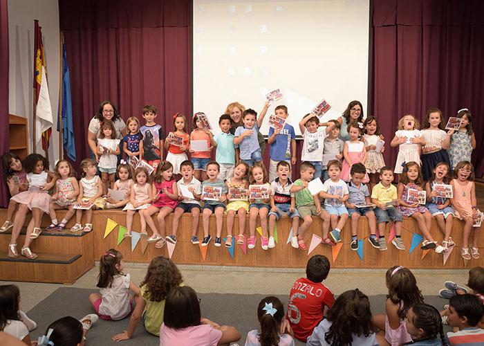 117 niños y niñas han pasado por la Escuela de Verano 2018