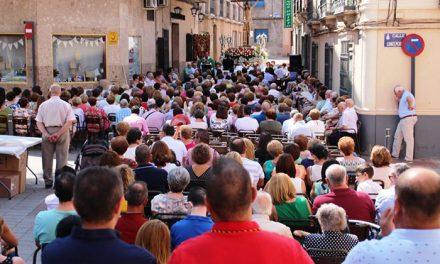 Mucho ambiente y casi 11.000 euros de recaudación en las fiestas del Cristo del Amor