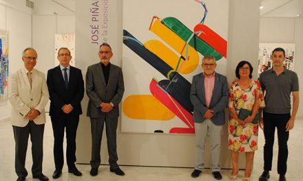 Inaugurada la 79 Exposición Internacional de Artes Plásticas de Valdepeñas con homenaje a Venancio Blanco