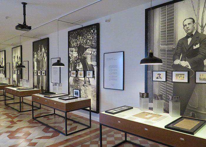 Homenaje poético-musical a 'Sánchez Mejías' en su Archivo-Museo