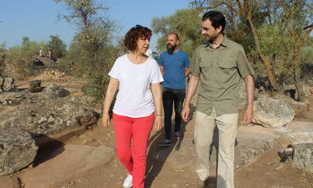 La cantera molinera de Piédrola formará parte de la Red de Yacimientos Visitables de Castilla-La Mancha