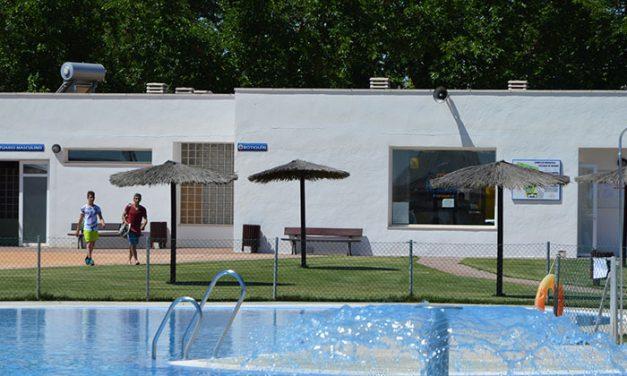 El Complejo de Piscinas de Verano termina el mes de julio con más de 25.000 usos