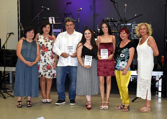 """Matilde Hinojosa: """"Los jóvenes podéis llegar a ser lo que queráis"""""""