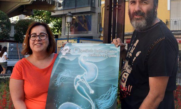"""La piscina del Puerta de Santa María acogerá el musical """"La Sirenita y un príncipe de cuento"""""""