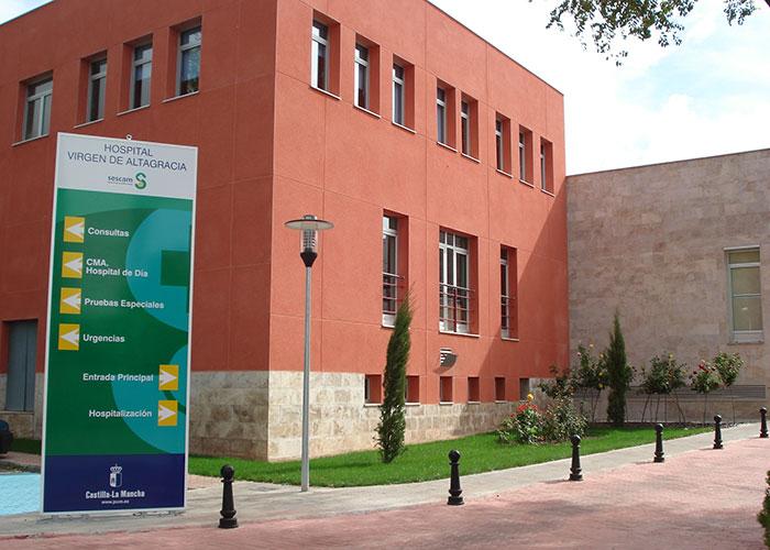 El Hospital de Manzanares tiene la menor lista de espera de la región