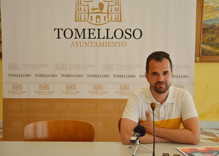 """El Ayuntamiento de Tomelloso convoca el I Concurso de Arte Urbano 'Tomelloso 2018"""" para embellecer y modernizar la ciudad"""