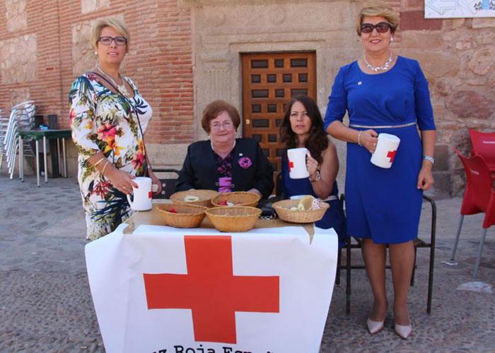 El Día de la Banderita de Cruz Roja recaudó 2.039 euros