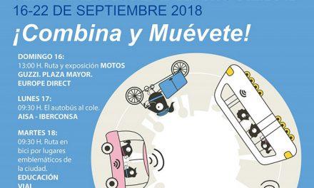Ciudad Real conmemora la Semana Europea de la Movilidad con una decena de actividades