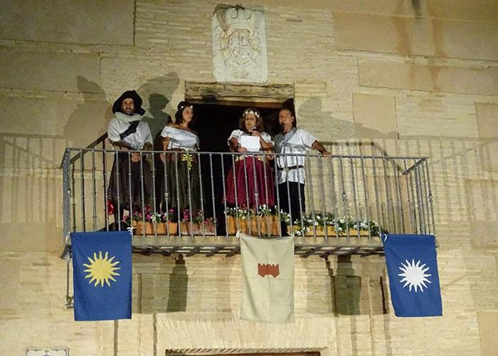 Torralba se traslada al siglo XVII gracias al VI Mercado del Siglo de Oro