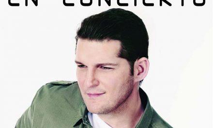 El cantante Manu Tenorio actuará en Herencia el próximo día 13 de octubre en el Auditorio Municipal