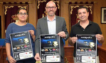 El espectáculo 'Michael´s Legacy' llegará estas navidades a Argamasilla de Alba