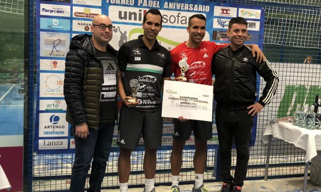 Torneo Aniversario UniKa sofás, Las Bibiertas