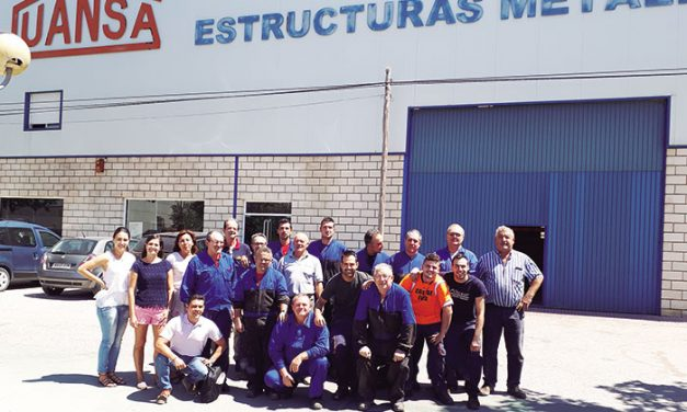 Juansa Estructuras Metálicas
