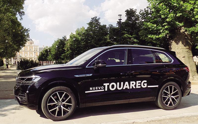 Nuevo VW Touareg 3.0 TDI V6