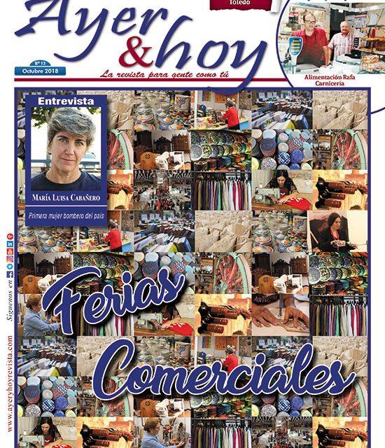 Ayer & hoy – Toledo – Revista Octubre 2018