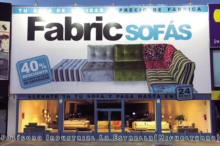 Fabric Sofás: La innovación del sector con precios reducidos y servicio personalizado