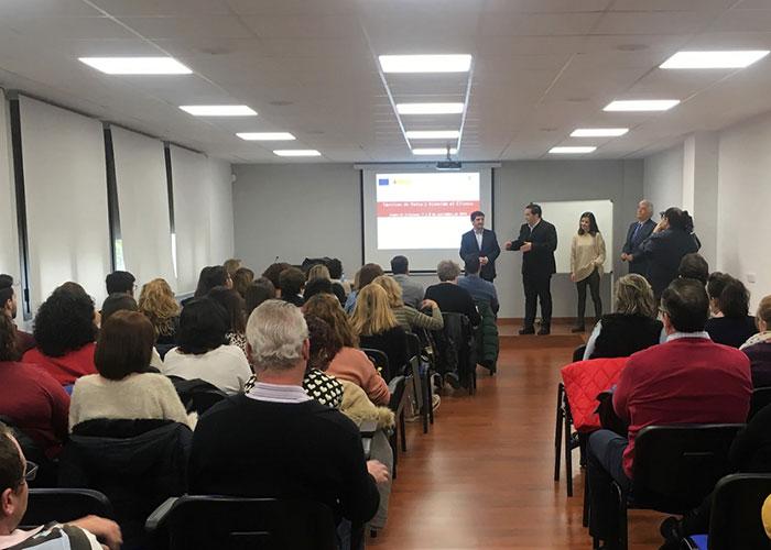 La Cámara y el Ayuntamiento de Campo de Criptana forman a más de medio centenar de comerciantes en técnicas de venta