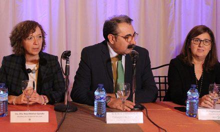 Un centenar de profesionales se reúnen en Alcázar en la I Jornada de Innovación para Directivos de Salud de CLM