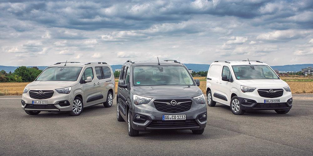 Opel presenta dos primicias mundiales