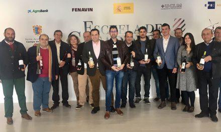 Bodegas y Cooperativas criptanenses presentan, apoyados por el Ayuntamiento, los vinos jóvenes 2018
