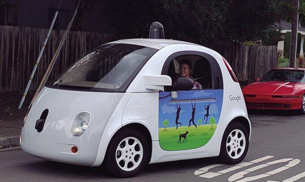 Conduciendo hacia el futuro