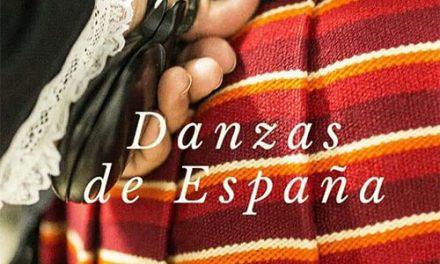 """""""Danzas de España"""", el día 2 de diciembre en el Gran Teatro de Manzanares"""