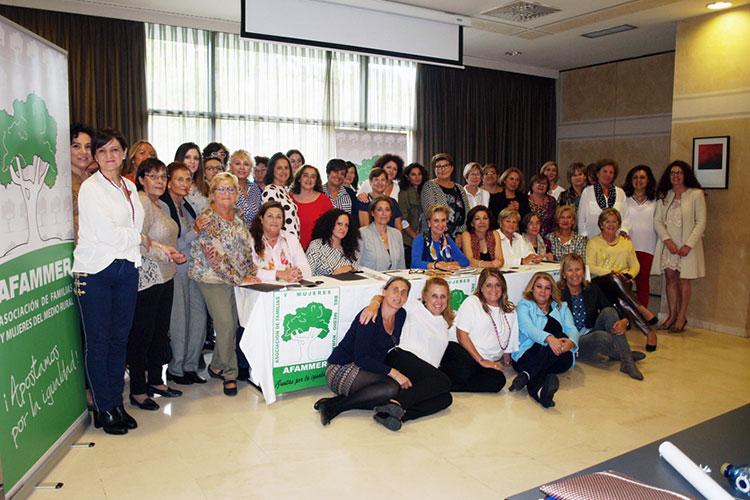 AFAMMER entra en el Consejo de Participación de la Mujer