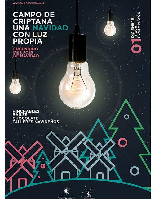 Campo de Criptana presenta 'una Navidad con luz propia'