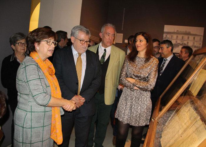 El Gobierno regional celebra los 175 años del IES 'Juan de Ávila' con una muestra en el Convento de la Merced abierta hasta el 31 de marzo