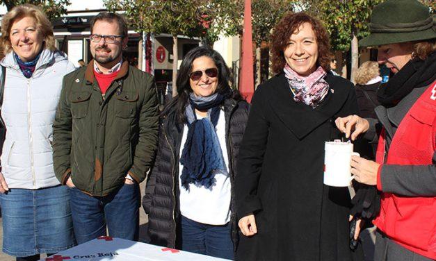 Cruz Roja vuelva a salir a la calle en Navidad para recaudar fondos para sus proyectos en Alcázar