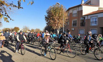 Manzanares celebra sobre ruedas el aniversario de la Constitución