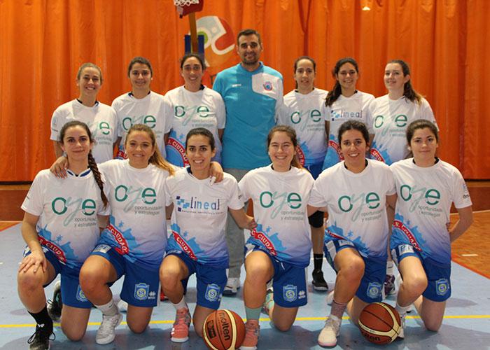 El Club Baloncesto OyE Ciudad Real despide el año en Daimiel