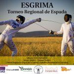 Valdepeñas se convierte este sábado en escenario del Torneo Regional de Esgrima