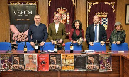"""Este sábado arranca el XIII Certamen Nacional de Teatro aficionado """"Viaje al Parnaso"""""""