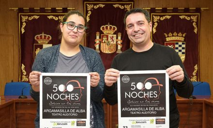 'Sabina en las venas', el 23 de febrero en Argamasilla de Alba