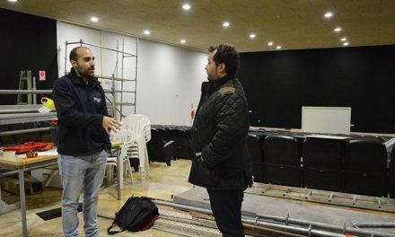 """'Cinema Daimiel' será realidad """"en pocas semanas"""""""
