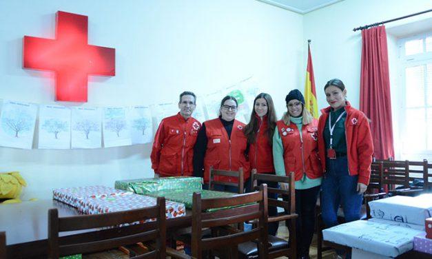 Cruz Roja repartirá 150 juguetes entre las familias necesitadas de Daimiel